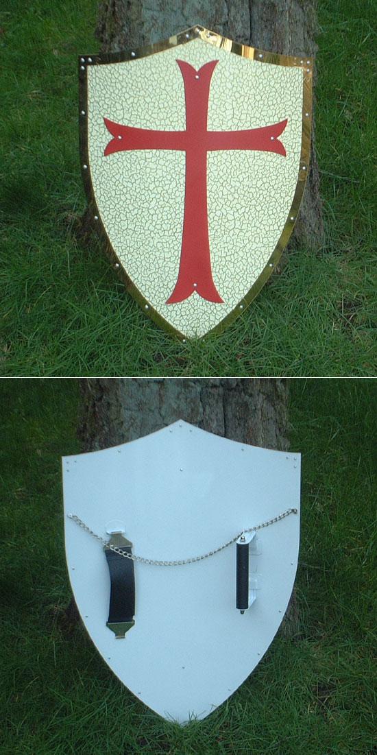 14th century Meridian Cross Cyclas  sideless surcote