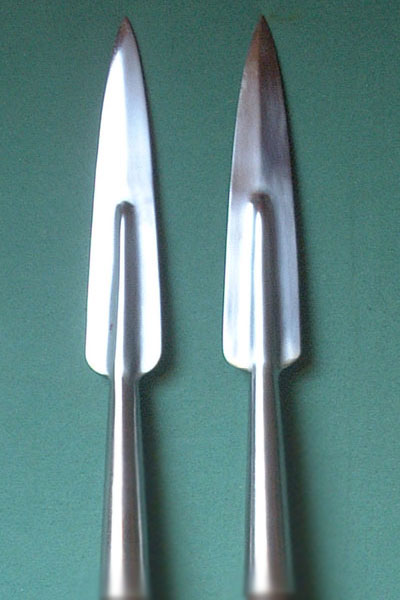 Medieval Spear Heads