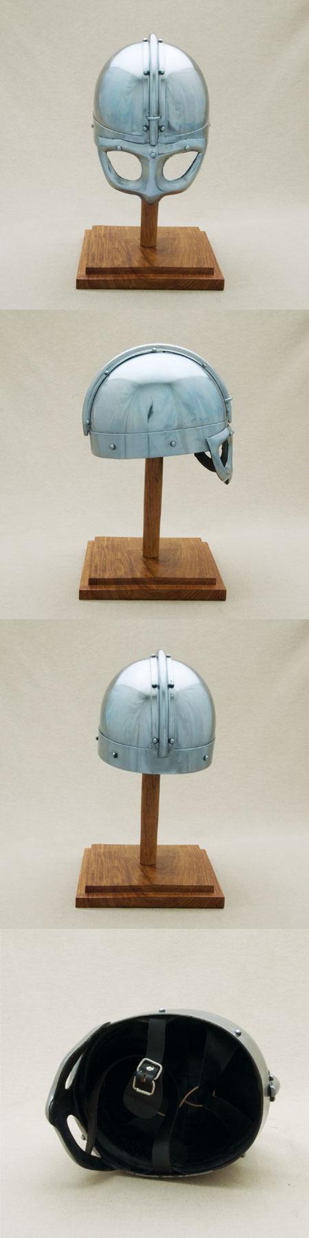 Casque Gjermundbu AH6741-viking-helmet-w-spectacles-visor,-900-ad,