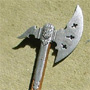 Battle axe Spain, 15th cent., Toledo