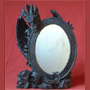fantasy dragon dressing-table mirror,